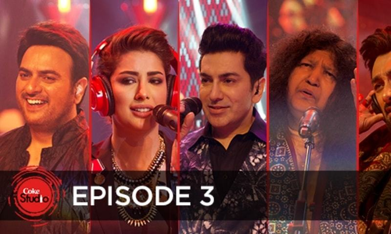 Music Review: Does Coke Studio Episode 3 fail to stand its ground?