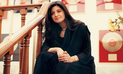 Nazia Hassan's mother starts a school on her name