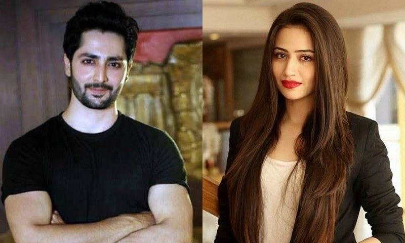 Yasir Nawaz signs Danish Taimoor & Sana Javed for his upcoming film