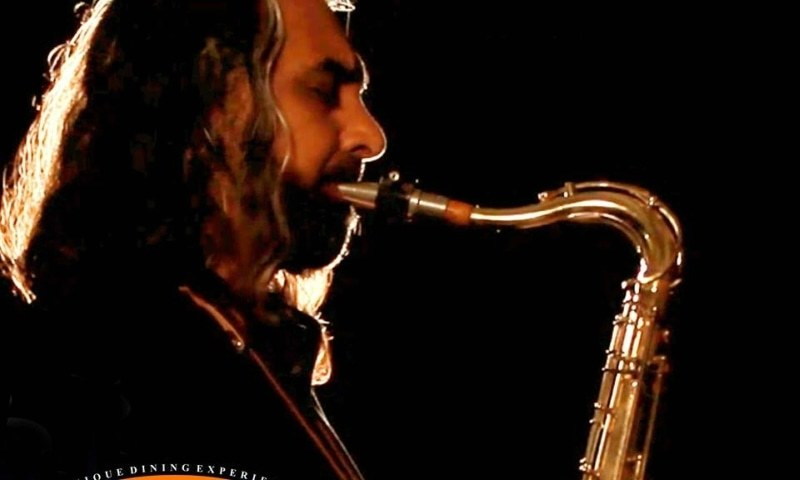 Do you know about Pakistan's pioneer Jazz band Blue Sax?
