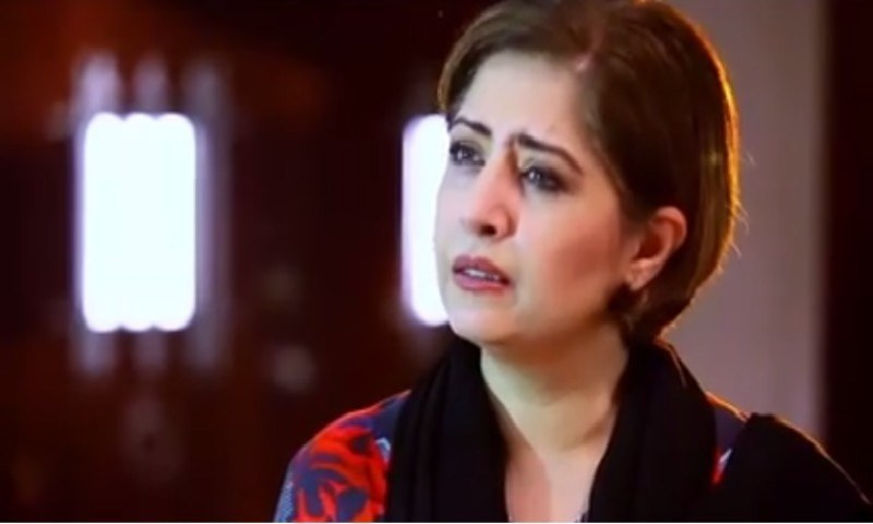 Atiqa Odho's role in Yeh Ishq seems like that of a woman who has given too much to an undeserving husband