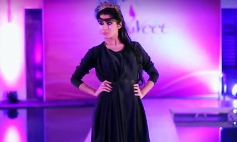 d7eda45d52 Miss Veet Pakistan 2016: Fizza Rizvi Fails To Impress The Judges ...