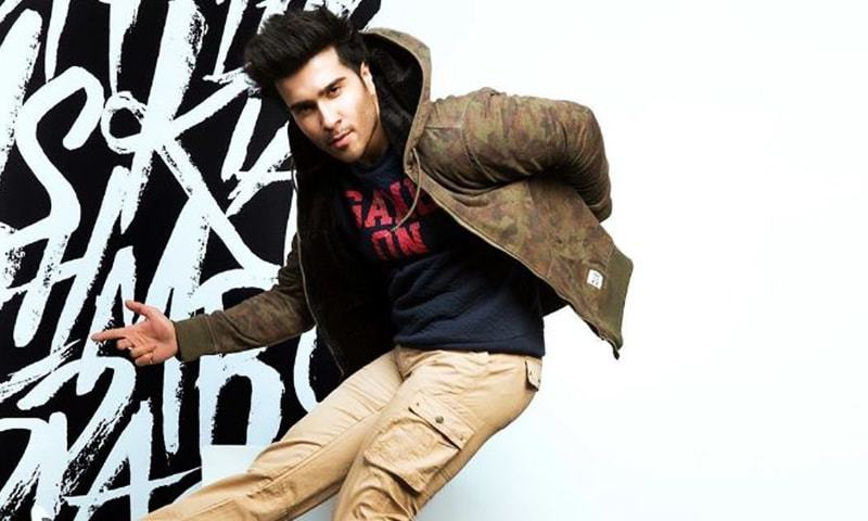 Feroze Khan signs his first fashion campaign and it's super cool!