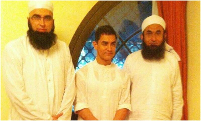 Aamir Khan mourns the loss of Junaid Jamshed