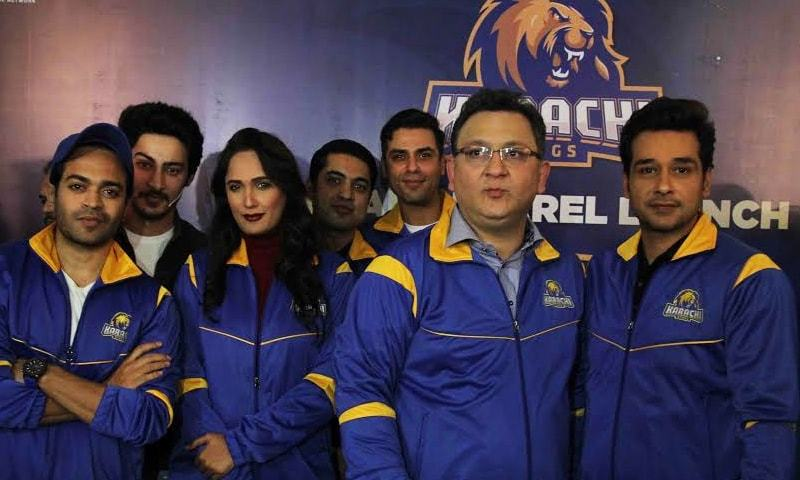 ARY's Karachi Kings teams up with PTV sports as their official media partner