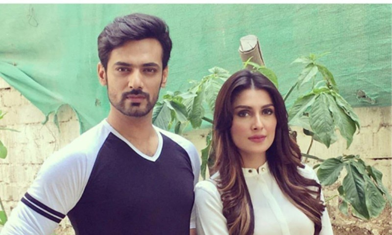 Zahid Ahmed & Ayeza Khan pair up for Sana Shahnawaz's next
