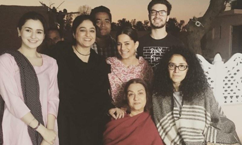 Nadia Jamil & Mehreen Raheal to make a comeback with Urdu1's next