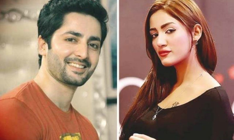 Mathira reveals a bit too much of herself in Tum Hee Ho trailer