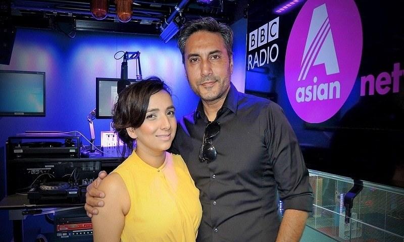 Adnan Siddiqui On BBC Radio