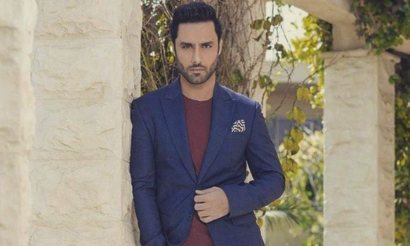 Ahmed Ali joins IRK Films' 'Parchi'
