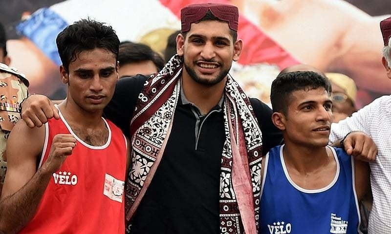Amir Khan's streak of goodness continues