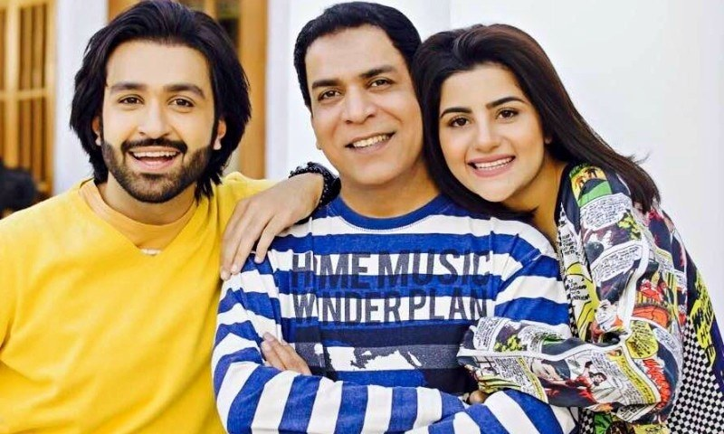 Sohai Ali Abro & Azfar Rehman pair up for Fahim Burney's next