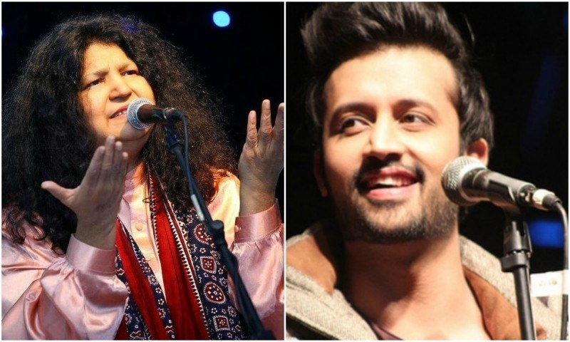 Atif Aslam & Abida Parveen create sheer magic with 'Noor-e-Azal'