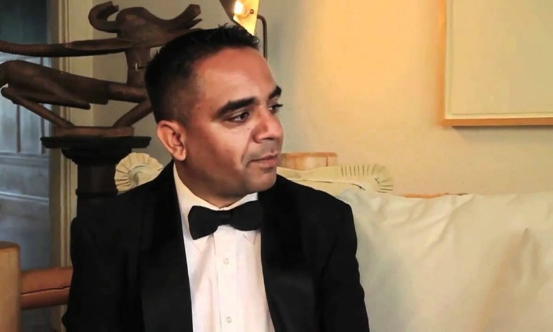 Chakwal-origin Dr. Hassan Zee's Salam to Pakistan