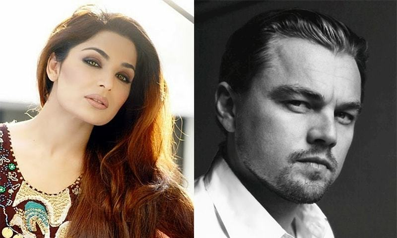 Meera wants to work with Hollywood's favorite actor, Leonardo DiCaprio