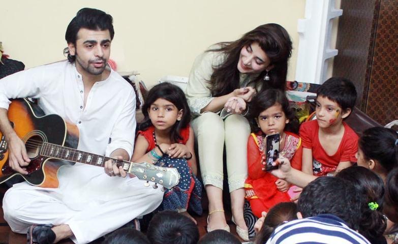 Celebrity shenanigans on Eid Day 1!