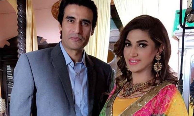 Sana Fakhar impresses in 'Alif Allah aur Insaan'
