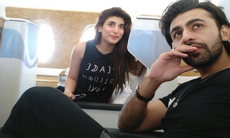 Farhan Saeed flies to Mauritius for exclusive concert with Urwa Hocane
