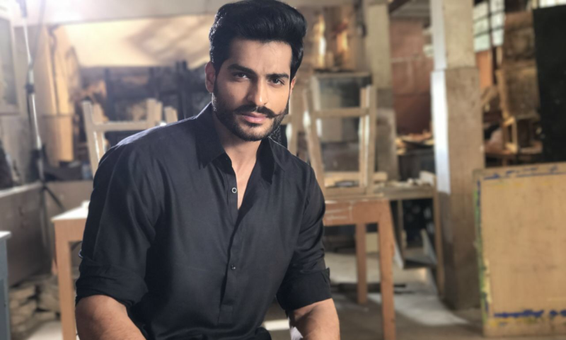 Omer Shahzad joins the cast of 'Alif Allah Aur Insaan'
