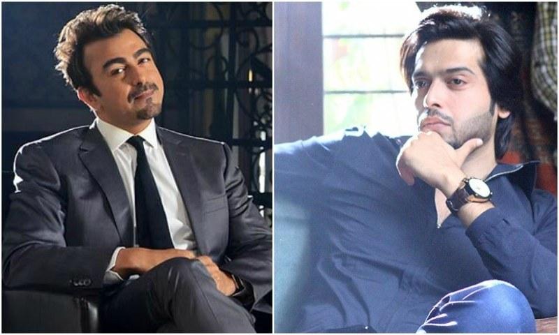 Is a Cold War brewing between Fahad Mustafa & Shaan Shahid