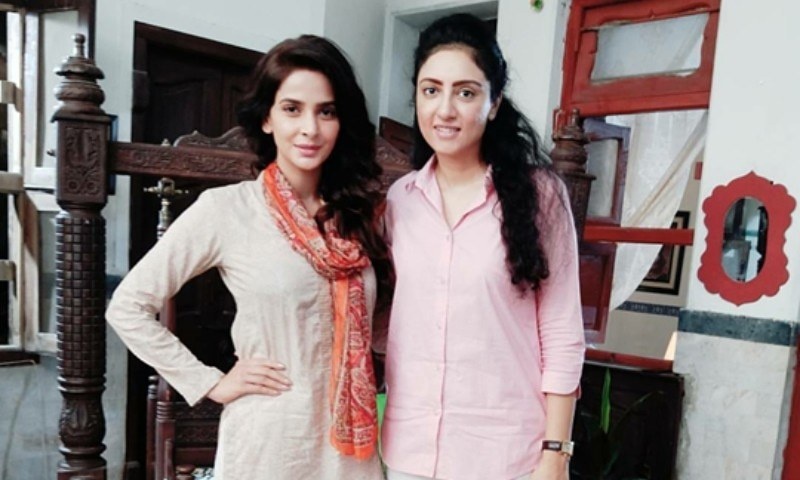 Zubia Motiwalla speaks to HIP on designing costumes for Saba Qamar's 'Baaghi'