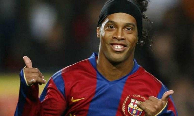 Brazilian footballer Ronaldinho to be seen in this Pakistani movie