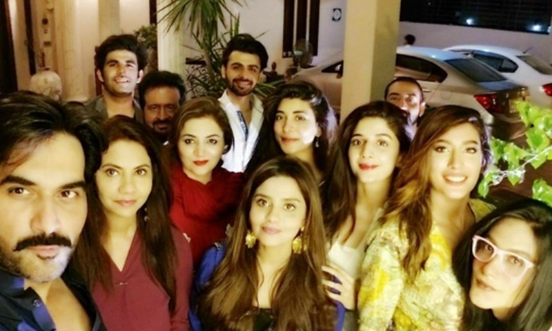 Amidst promotions, Humayun Saeed celebrates his birthday in Punjab!