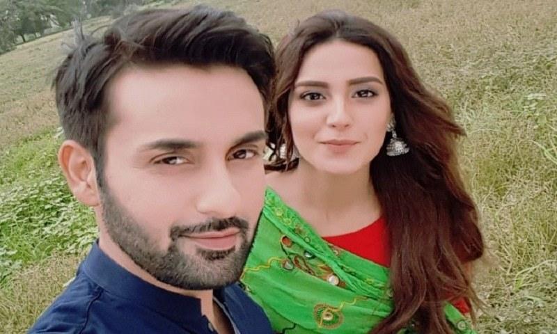 Iqra Aziz to play a vicious sister chasing Affan Waheed in new serial 'Khamoshiyaan'