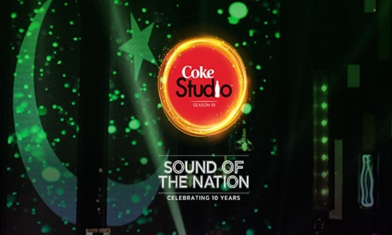 Coke Studio 10's lineup revealed through a soulful rendition of the national anthem