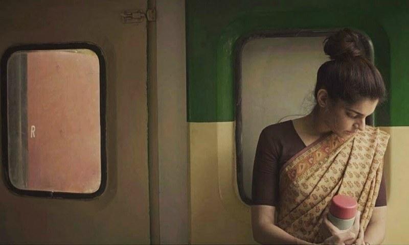 Sanam Saeed begins shooting for Sarmad Khoosat's series, 'Akhri Station'