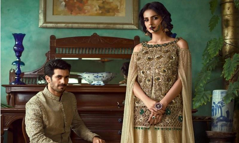 998b270c79 Saba Qamar dominates Vogue India in Zainab Chottani