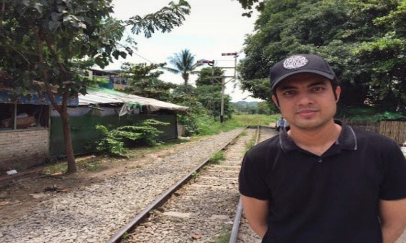 Iqrar ul Hassan has reached Burma to lend a helping hand to the Rohingya Muslims