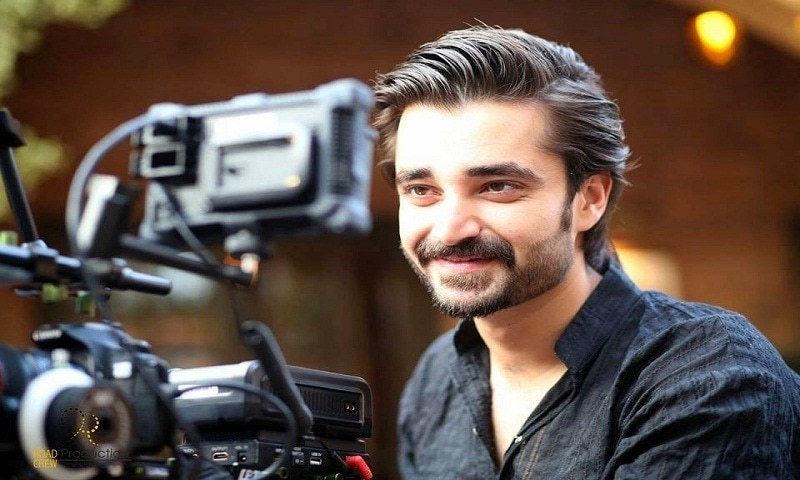 HIP Exclusive: A chat with Hamza Ali Abbasi from the sets of Parwaaz Hai Junoon