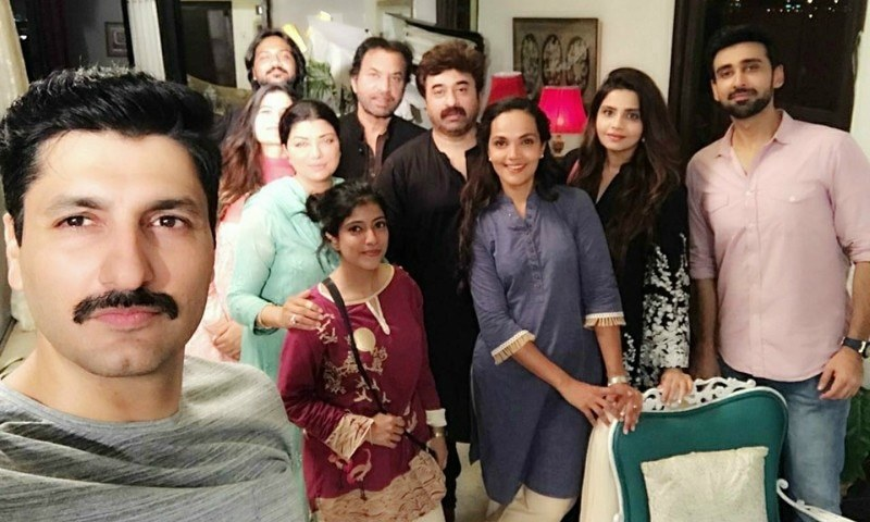 Aaminah Sheikh makes a come back in Yasir Nawaz's next