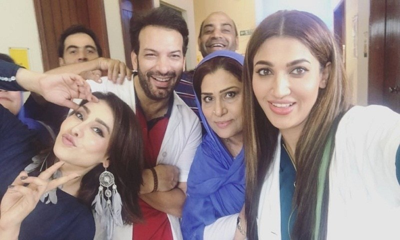 "Sana Fakhar to star in 'Apko Kia Takleef Hay"" on Bol Entertainment"