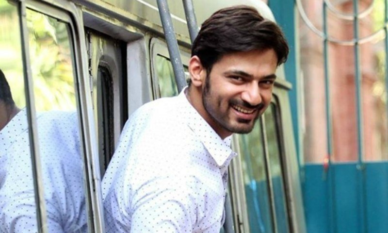 """Zahid Ahmed- the man on a roll- signs another serial titled """"Pukaar"""""""