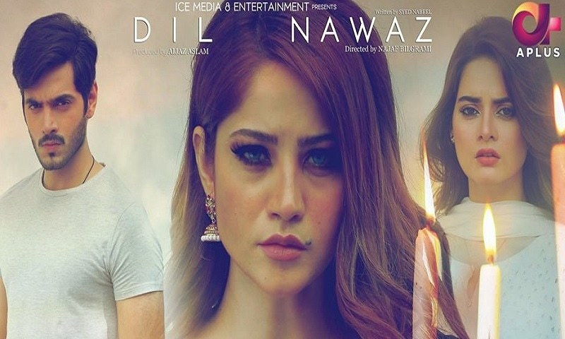 Dil Nawaz; an intense story of a powerful love and the supernatural temptress