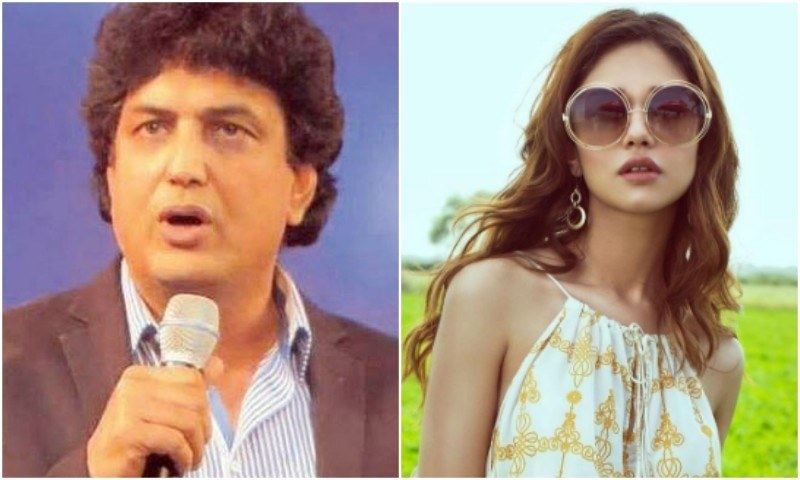 "HIP Exclusive: Model Anushey Mughal to star as lead in Khalil ur Rehman Qamar's feature film ""Kaaf Kangana"""