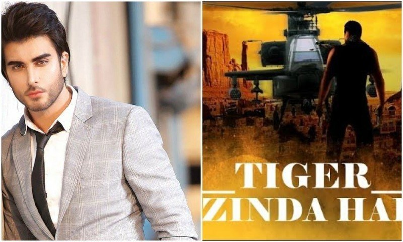 Imran Abbas supports Salman Khan's 'Tiger Zinda Hai'