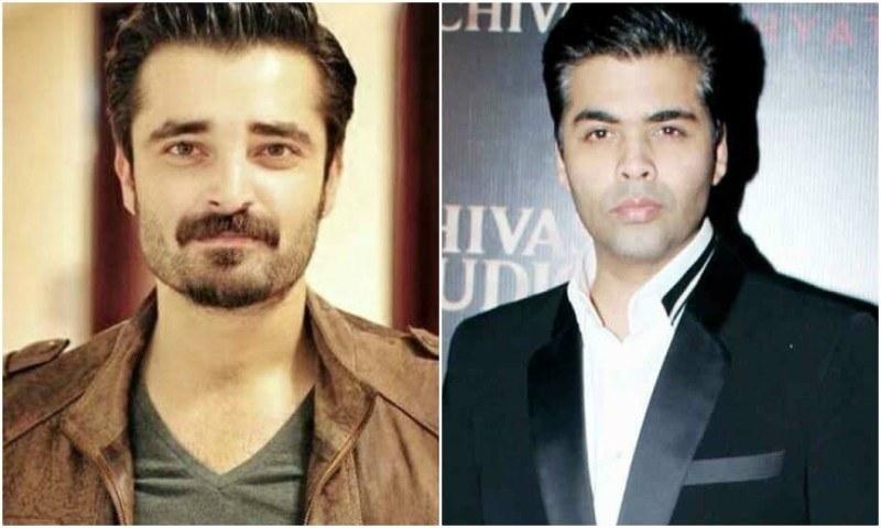 Hamza Ali Abbasi praises Karan Johar's stance on item songs