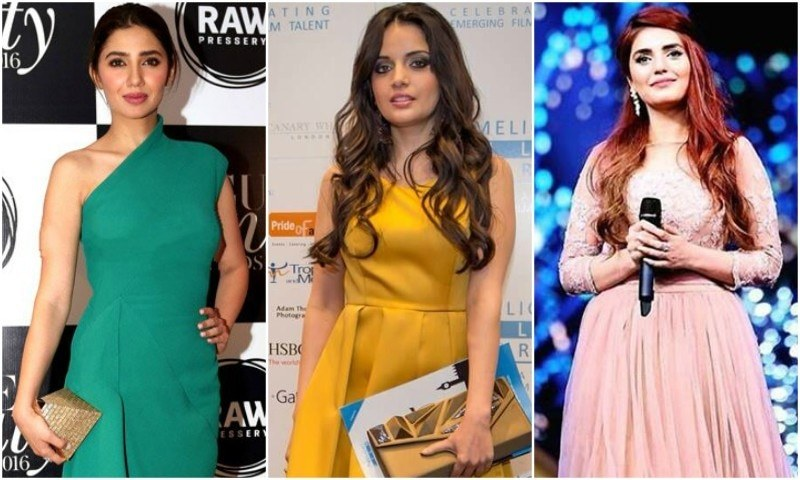 Mahira Khan ,Armeena Khan and Momina Mustehsan make it to the '50 Sexiest Asian Women' list 2017