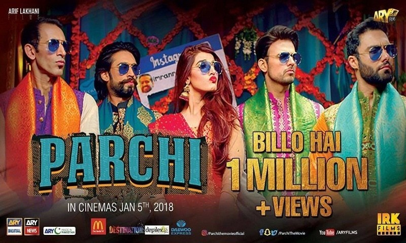 Osman Khalid Butt lived his dream with 'Billo Hai' for Parchi; going strong on 1 million plus views!