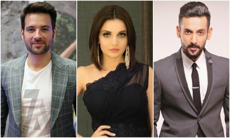 Armeena Khan, Mikaal Zulfiqar and Mohib Mirza to share screens in Sherdil!