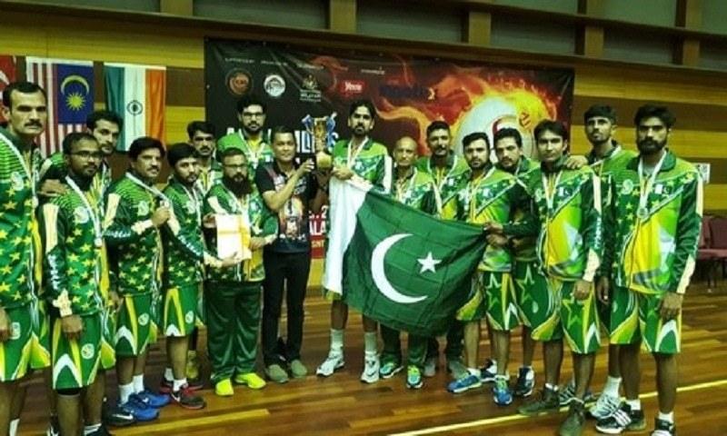 India edge Pakistan in the Asian Men's Netball Championship Final