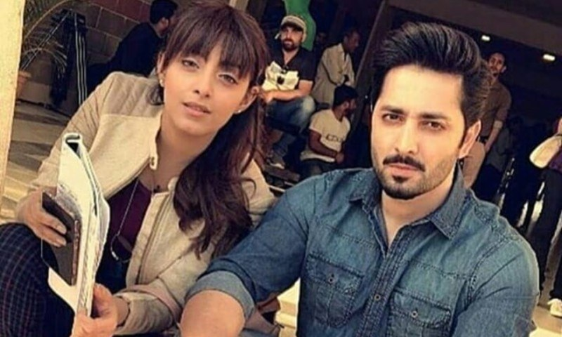Sanam Chaudry joins the cast of 'Ru Baru Tha Ishq'