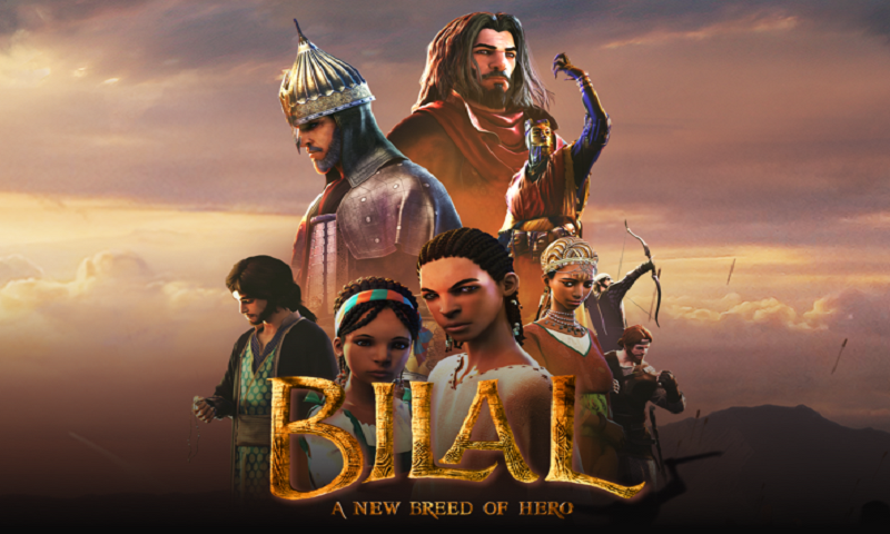 "Animated film ""Bilal: A New Breed Of Hero"", narrates the story of Islam's first muezzin"