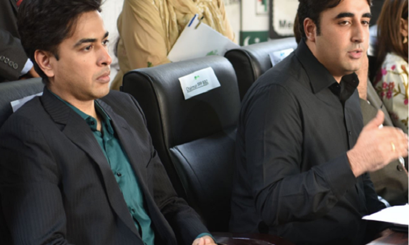 PPP Chairperson, Bilawal Bhutto and Shahzad Roy collaborate for sexual abuse awareness!