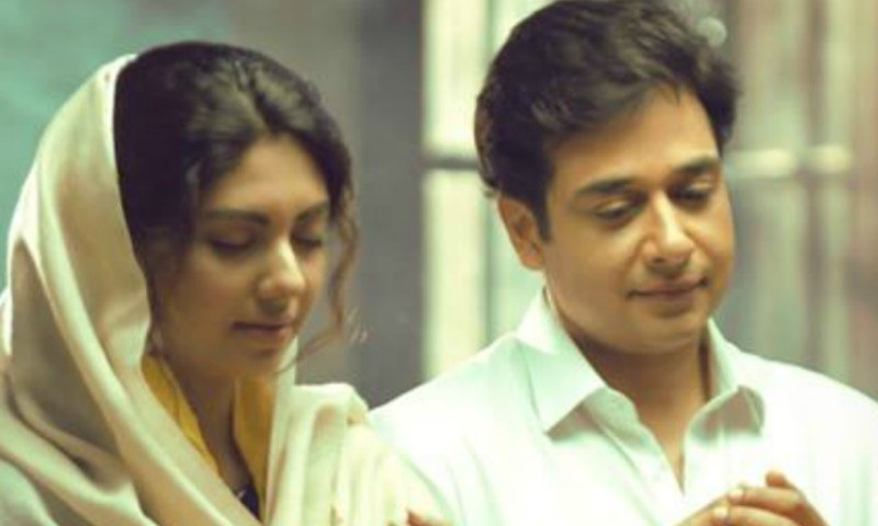 "Faysal Qureshi shines bright in the teasers of his latest play "" Khalish"""
