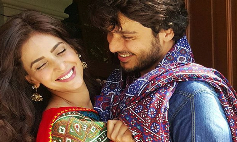 Saba Qamar and Ahsan Khan starrer short film 'Moomal Rano' to release in March!