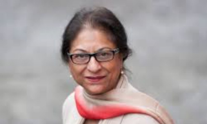 Celebrities express grief over the death of renowned lawyer and activist Asma Jahangir